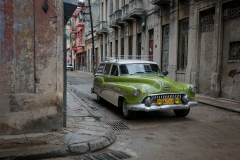 IN THE STREETS OF HAVANA