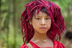 YOUNG MYANMAR GIRL